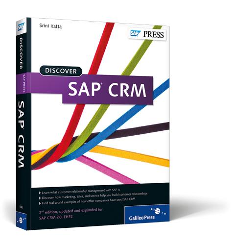 Libro Discover SAP CRM