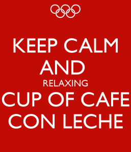 Relaxing cup!
