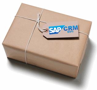 SAP CRM EhP3